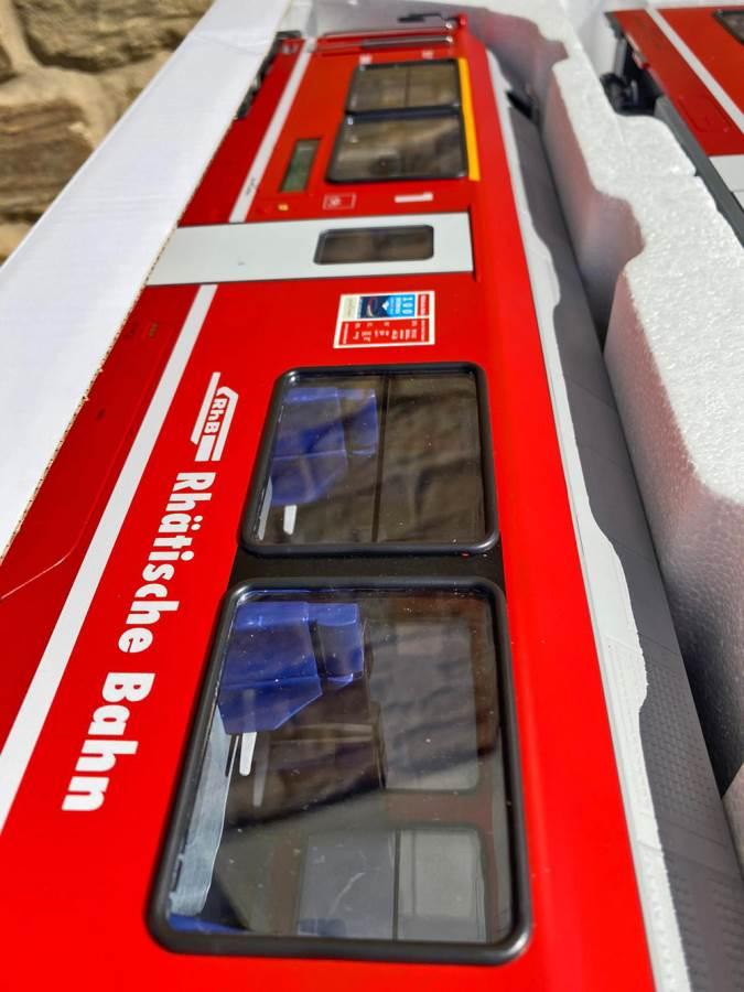 test LGB RhB Class ABe 'Allegra' 20225 Garden Railway for sale (5)