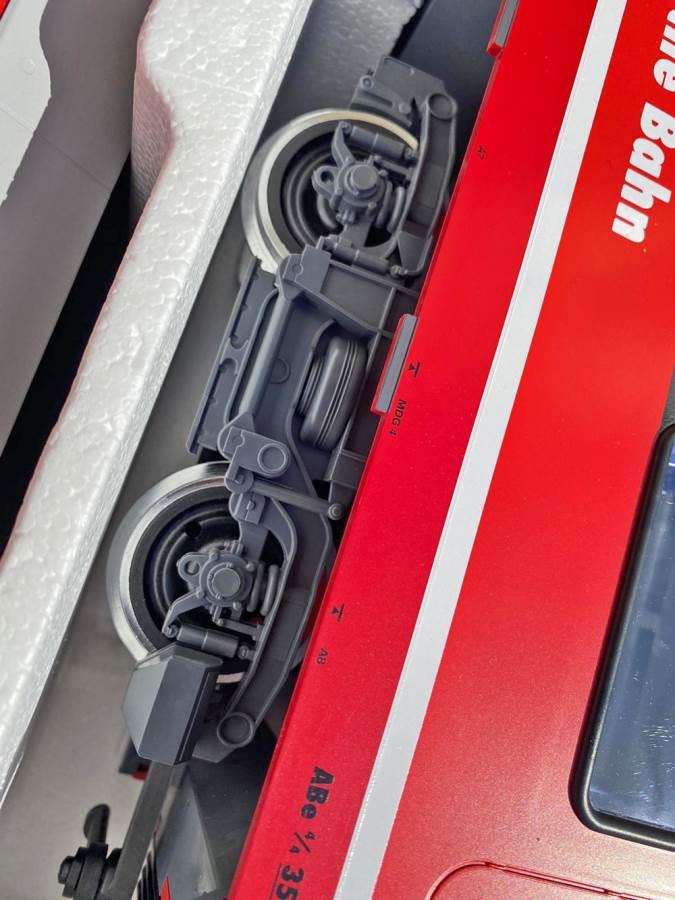 test LGB RhB Class ABe 'Allegra' 20225 Garden Railway for sale (6)