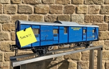 test 5″ SR Brake Van
