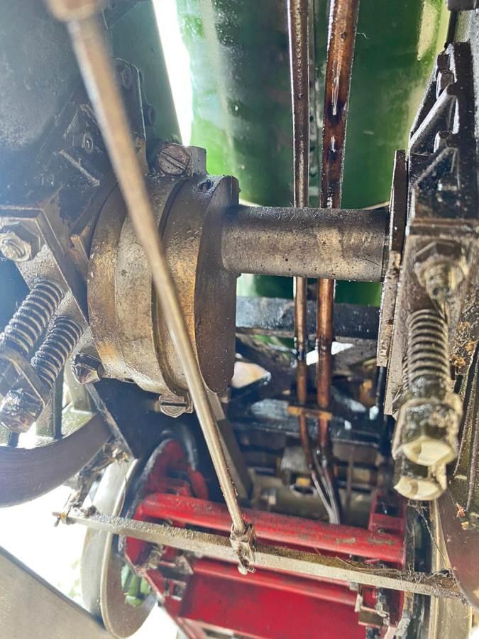 test 5 inch LNER B1 Springbok Live Steam for Sale (11)